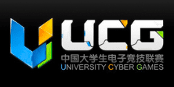 University Cyber Games ロゴ